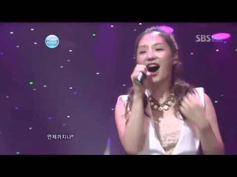 Kim Yeo Hee - My music (김여희 - 나의 노래)  sbs 인기가요 100725