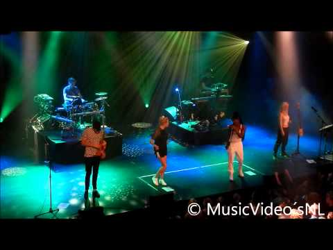 Clean Bandit Tivoli Utrecht 24-11-2014