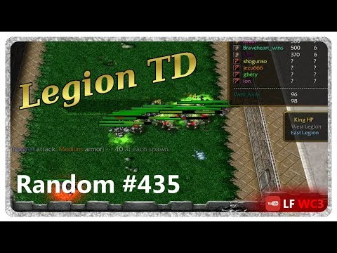 Legion TD Random #435 | Easy Skeletor Guide