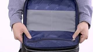 [BOPAI] 프리미엄 최상급 가죽 비즈니스 백팩 가방