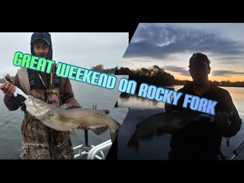 Great Weekend At Rocky Fork