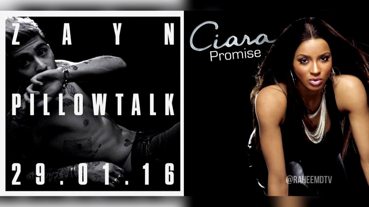 Ciara x Zayn - Promise Pillowtalk (Mashup)