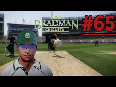 Don Bradman Cricket '14 Career #65 - Bowling Lesson