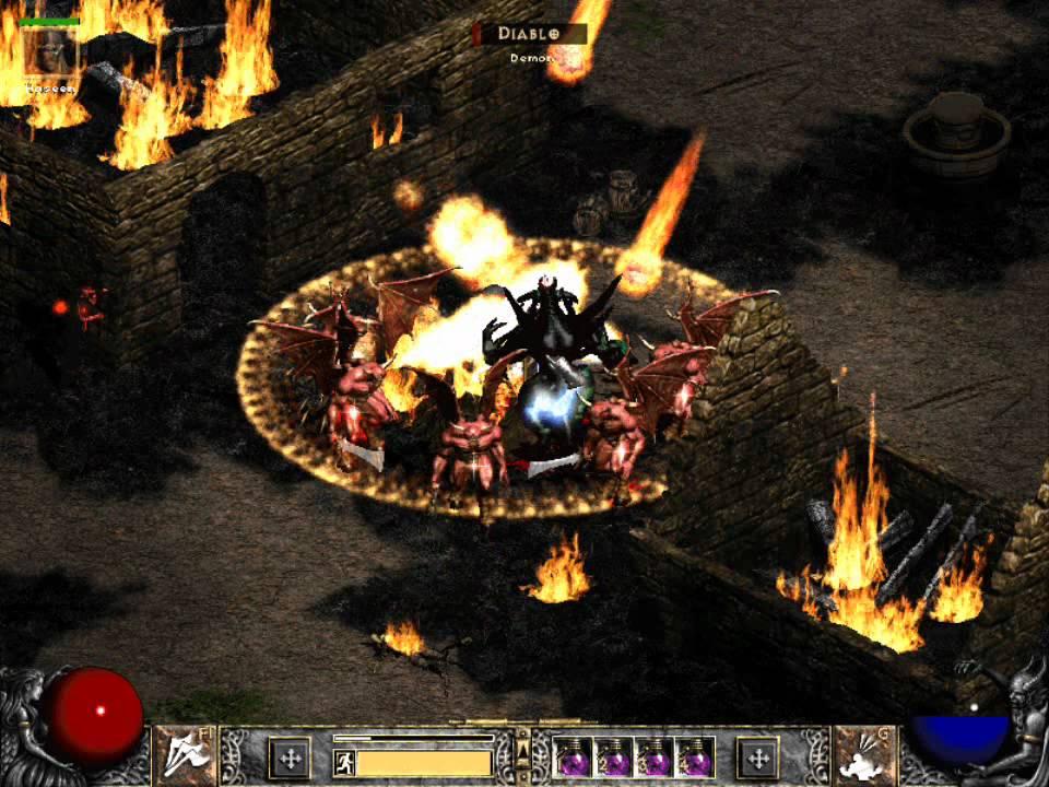 Diablo 2 lord of destruction pandemonium event - Diablo 2 lord of destruction wallpaper ...