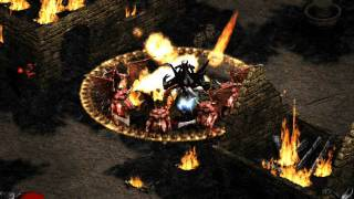 Diablo 2 - Lord of Destruction - Pandemonium Event - Frenzy Barbarian - HD