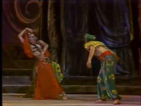"""Fikrət Əmirov - """"1001 gecə"""" iki pərdəli balet. Moskva - 1983"""