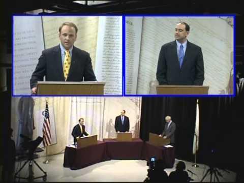 Jamie Eldridge & Dean Cavaretta Debate