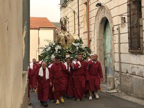 Processione San Nicola 2017