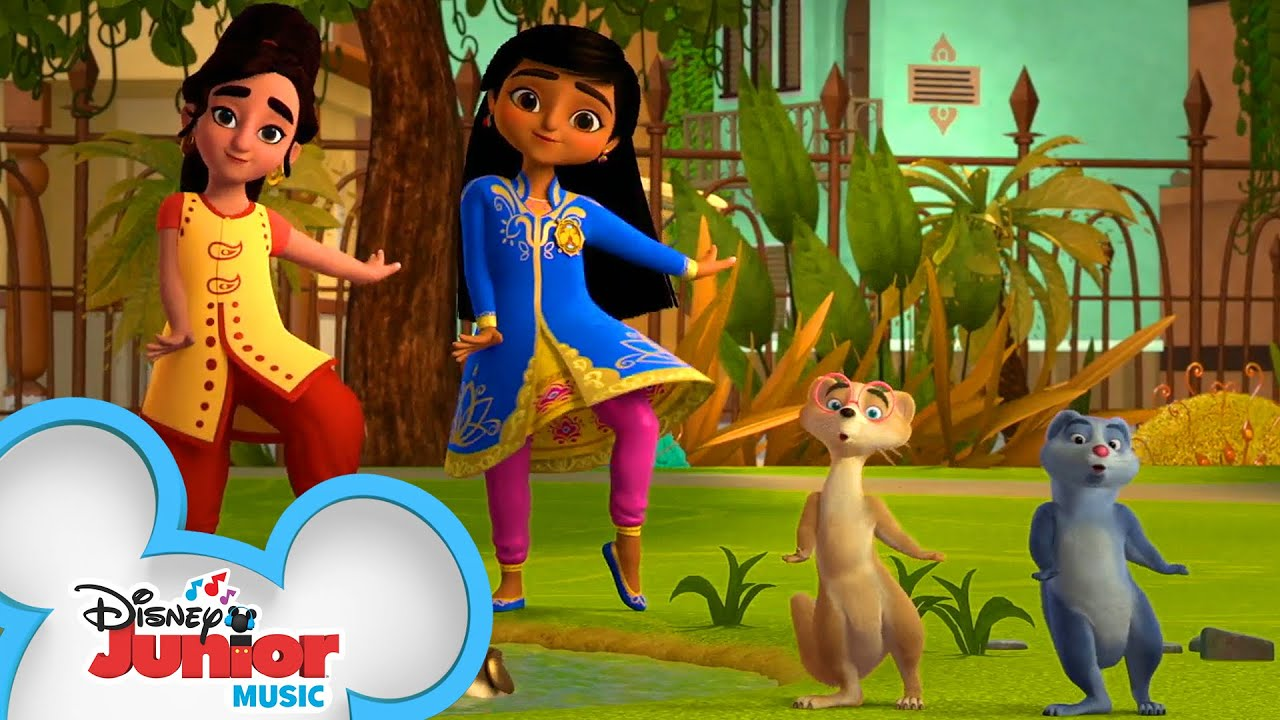Case of the Disoriented Duckling   Mira, Royal Detective   @Disney Junior