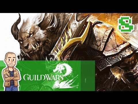 Guild Wars 2 Charr Gameplay Part 8 - Plains of Ashford Map Complete - GW2 Let's Play Series