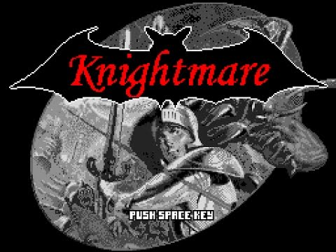 [MSX] Knightmare Gold, 2005, Amusement Factory