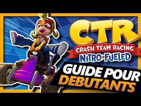 Download 15 ASTUCES CTR POUR BIEN DÉBUTER ! - [GUIDE] Crash Team Racing : Nitro Fueled
