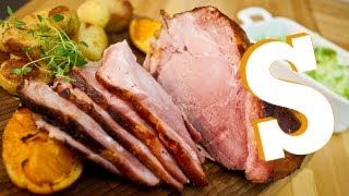 Orange Glazed Ham Recipe - Sorted