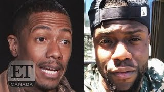 Nick Cannon Slams Oscars For Firing Kevin Hart