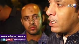 مصطفى كامل وعبد الباقى في عزاء 'الفيشاوى' وبكاء شيكو الأبرز .. فيديو وصور