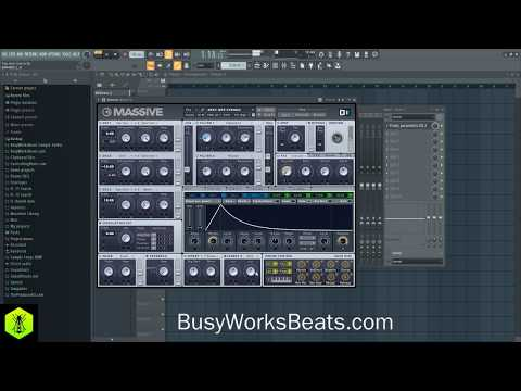 How to: Make a Real Trap Beat with Native Instruments Massive