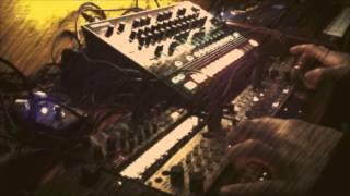 Ring Mod Hop - Korg Volca & TR-8 Jam