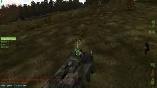 BTR-90 in DayZ