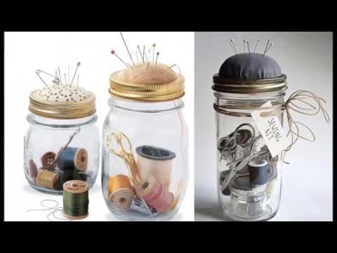 Как использовать банки из под кофе стеклянные