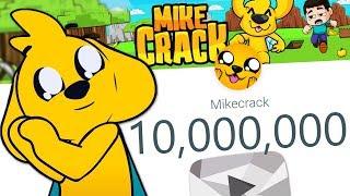 ¡LLEGANDO A 10.000.000 SUSCRIPTORES! 💎 ¿LO CONSEGUIREMOS? | DIRECTO MIKECRACK