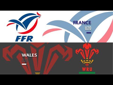 World Rugby U20s 2019 - France V Wales - FULL MATCH