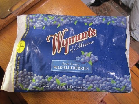 Wyman's Blueberries are NOT PESTICIDE FREE!