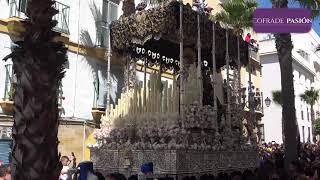 Virgen de las Penas (La Palma) por C/ Virgen de la Palma y H. de Mujeres (Semana Santa Cádiz 2019)