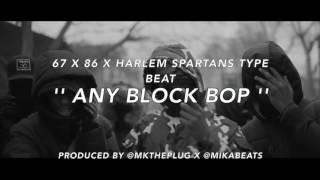 MKTHEPLUG X @MIKABEATS - ANY BLOCK BOP INSTRUMENTAL | WWW