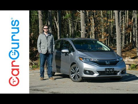 2018 Honda Fit Cargurus Test Drive Review Youtube