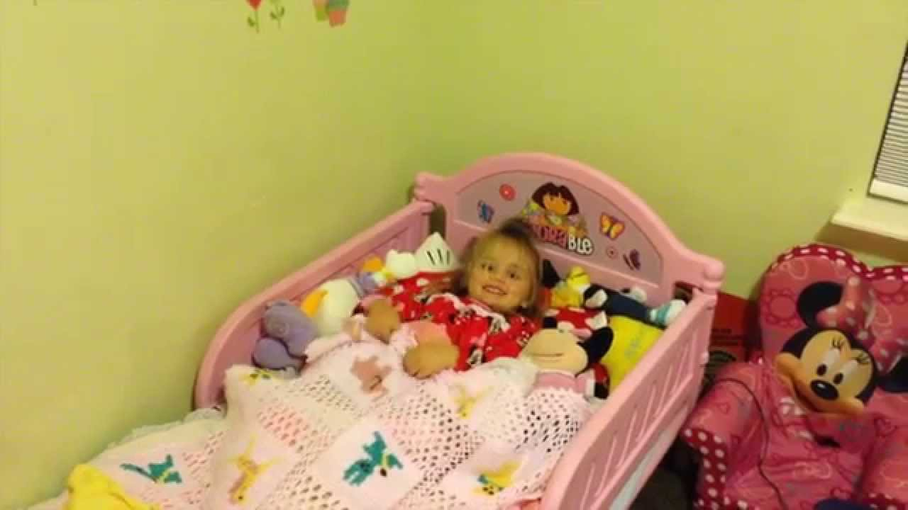 Cute 3 Year Old Bedtime Routine Lullaby