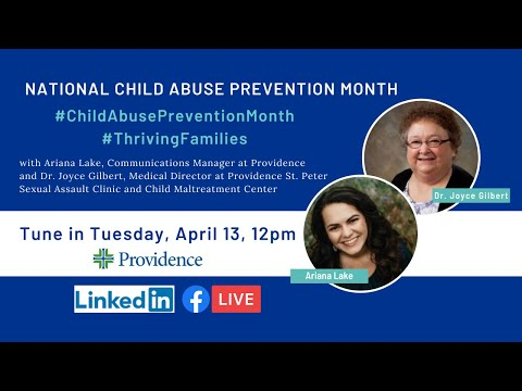 Providence Cares - National Child Abuse Prevention Month