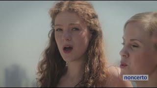 noncerto 49.3 Four Sopranos - Maute: RR6 III.Westmount, Noncerto de la Montagne - Video