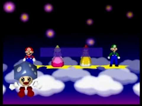Mario Party 3 - Chilly Waters Part 4
