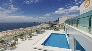 Hotel in brazil : arena copacabana ...