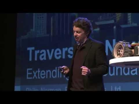 Solid Edge University Keynote: Philip Norman, Ross Robotics