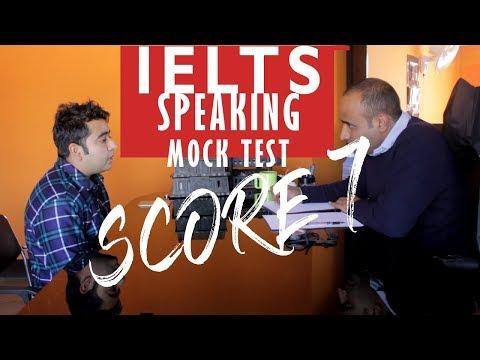 IELTS Speaking Test in Nepal - Nepali Student