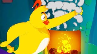 Eena Meena Deeka | By The Fire Place | Funny Cartoon Compilation | Cartoons for Children