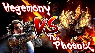 Path of Exile Atlas: Hegemony's First Encounter with the Guardian of the Phoenix!