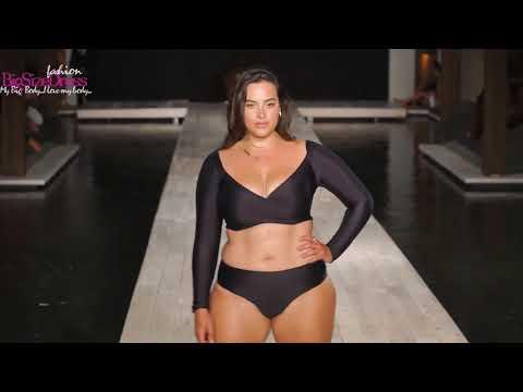 Fashion Big Size Dress Deffiles 2019-MaheliHali swimwear. http://bit.ly/2MFPP4N