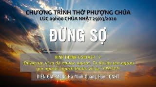 HTTL An Phú - Chương trình thờ phượng Chúa - 29/03/2020
