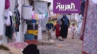 أم مصطفى عبرت بأبنائها حقول الألغام والقناصة هربا من داعش