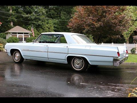 1963 oldsmobile super 88 for sale