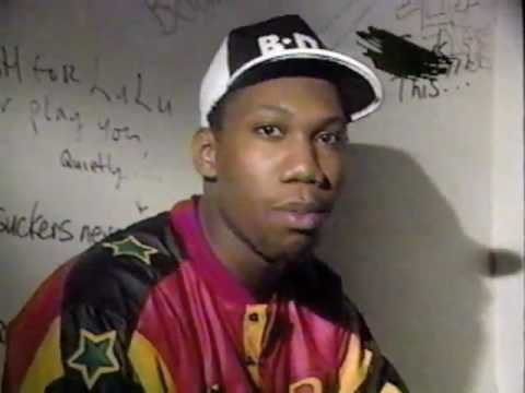 KRS-ONE - 1987 On The Founding of B.D.P.