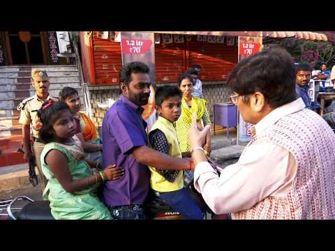 'Where is your Helmet'? Dr. Kiran Bedi to Motorists