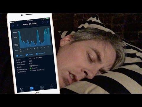 Review of the free Sleep Cycle app