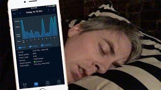 Review of the free Sleep Cycle app screenshot 5