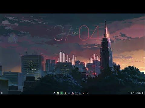 Clean Desktop - Make Windows Look Better (German)