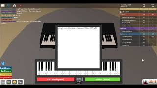 ilovekittycats555's verison of gravity falls theme song on roblox piano