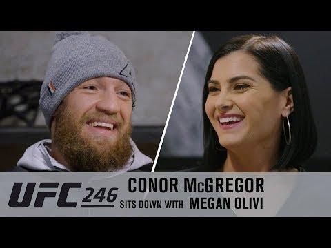 Conor McGregor Exclusive