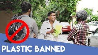 Plastic Banned || Chetan Lokhande